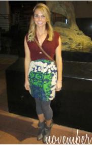 Noveber 2011 Fashion