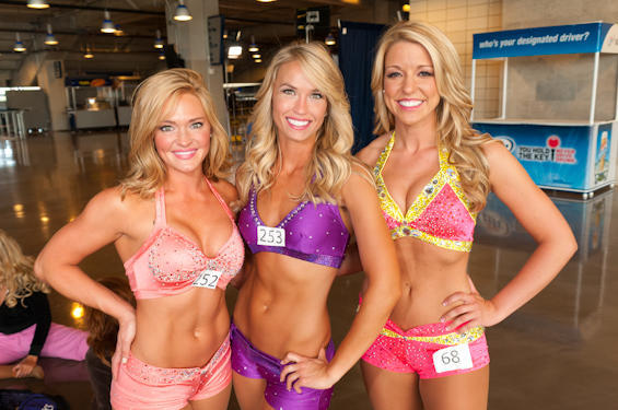 DCC auditions