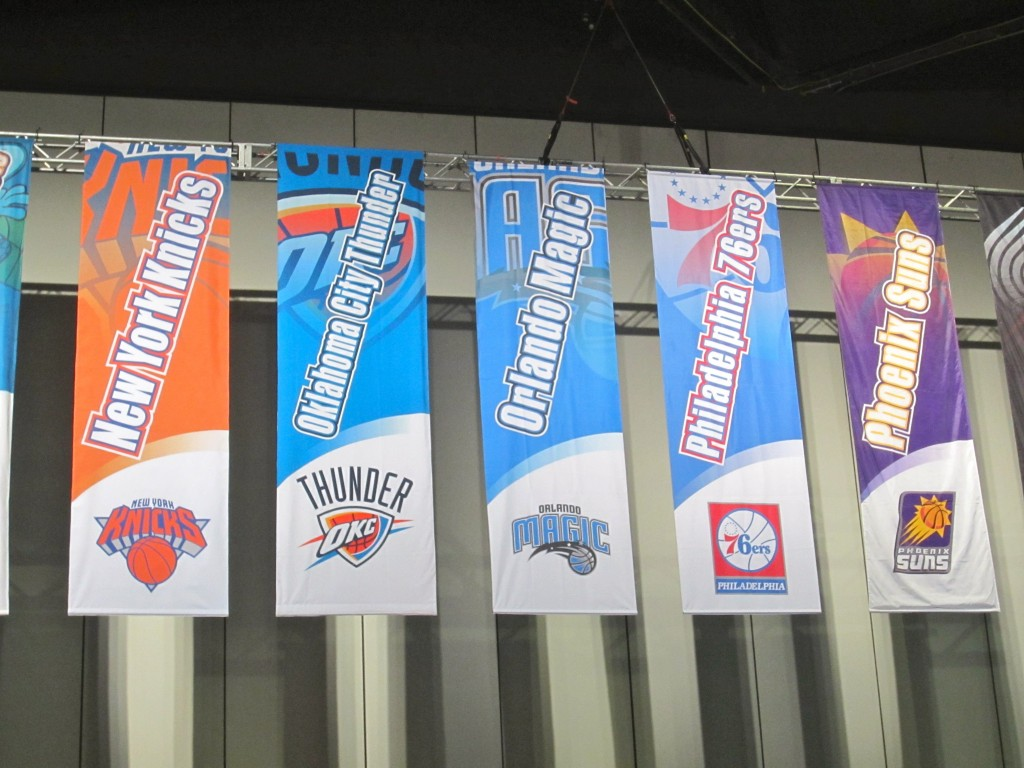 NBA Flags