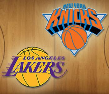 Knicks vs Lakers