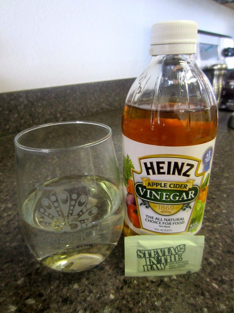 Apple Cider Vinegar Trick
