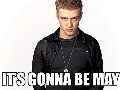 Justin Timberlake May picture