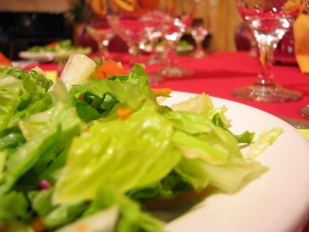Sleuths Salad