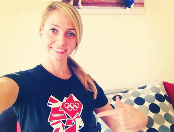2012 London Olympics t-shirt