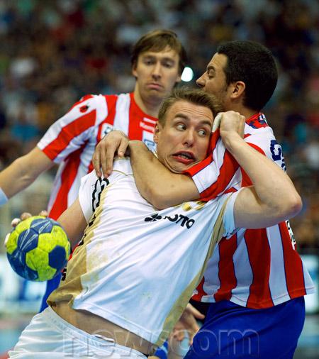 2012 Olympics Handball Men