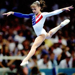 Dominique Moceanu 1996 Olympics