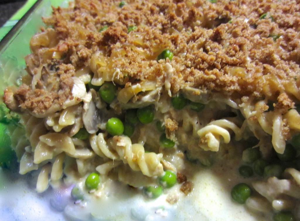 Healthy Tuna Casserole Pic