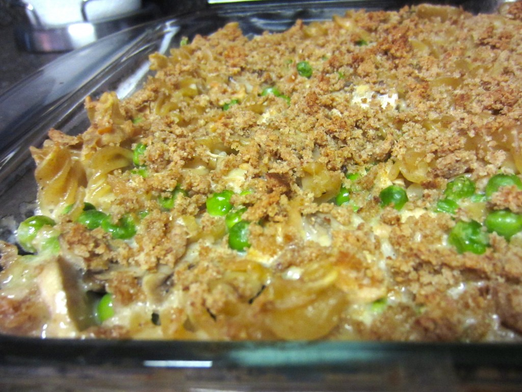 Healthy Tuna Casserole Recipe