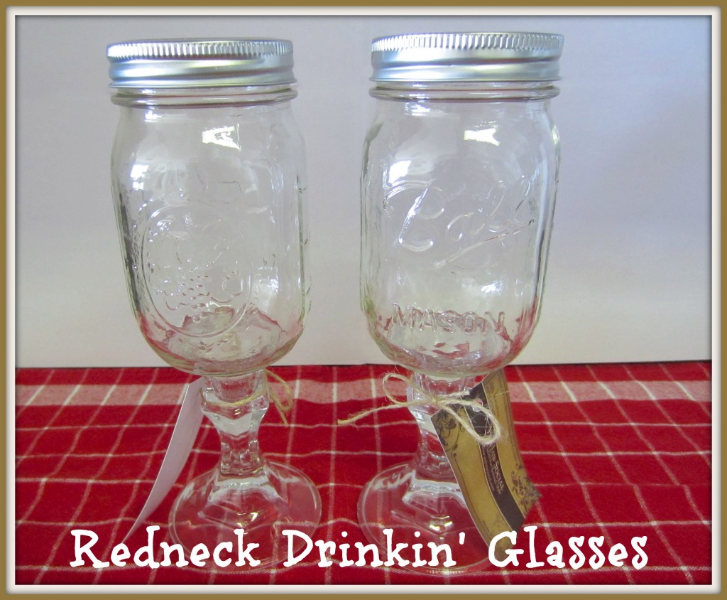 Mason Jar Wine Glasses Giveaway