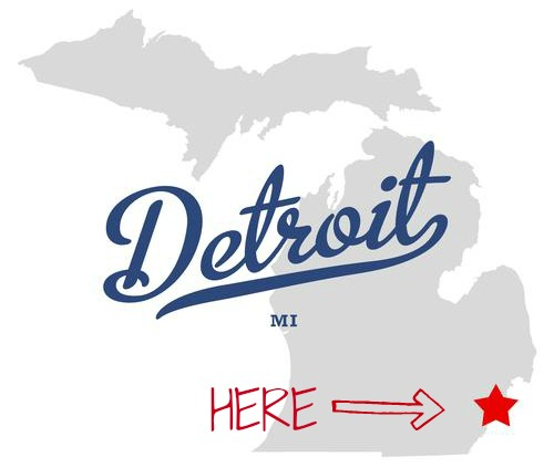 Moving to Detroit