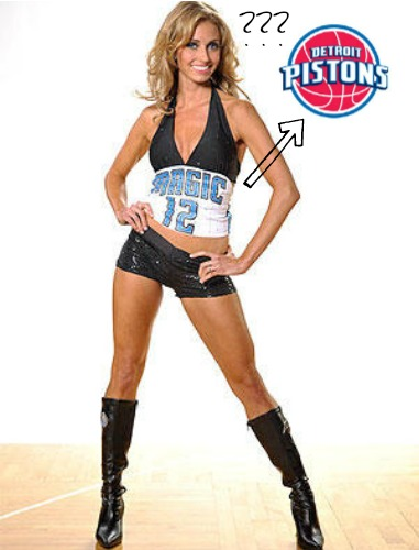 NBA Dancer Tryouts