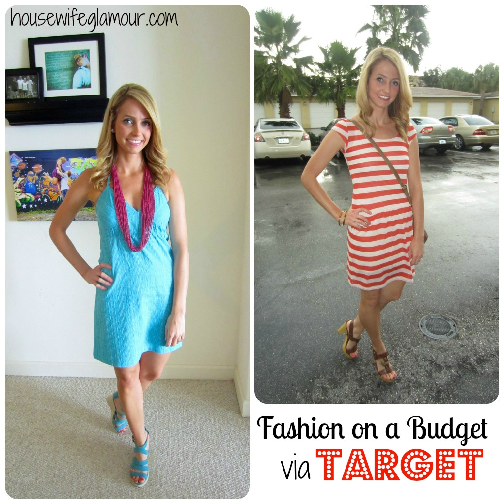 Target Fashion on a Budget