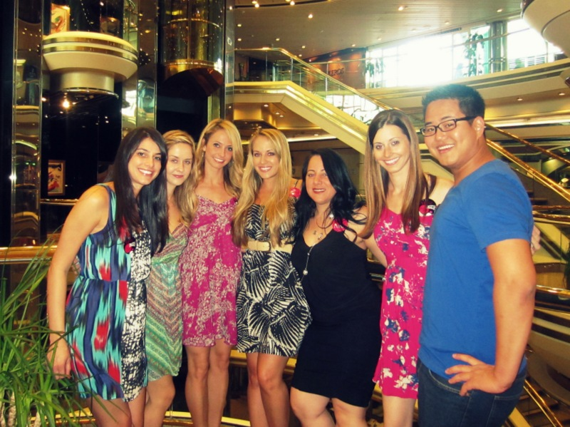 Cruise to Bahamas for Bachelorette Party