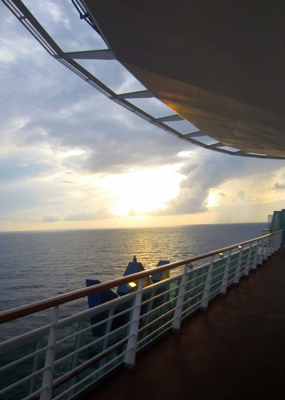 Cruise Sunset