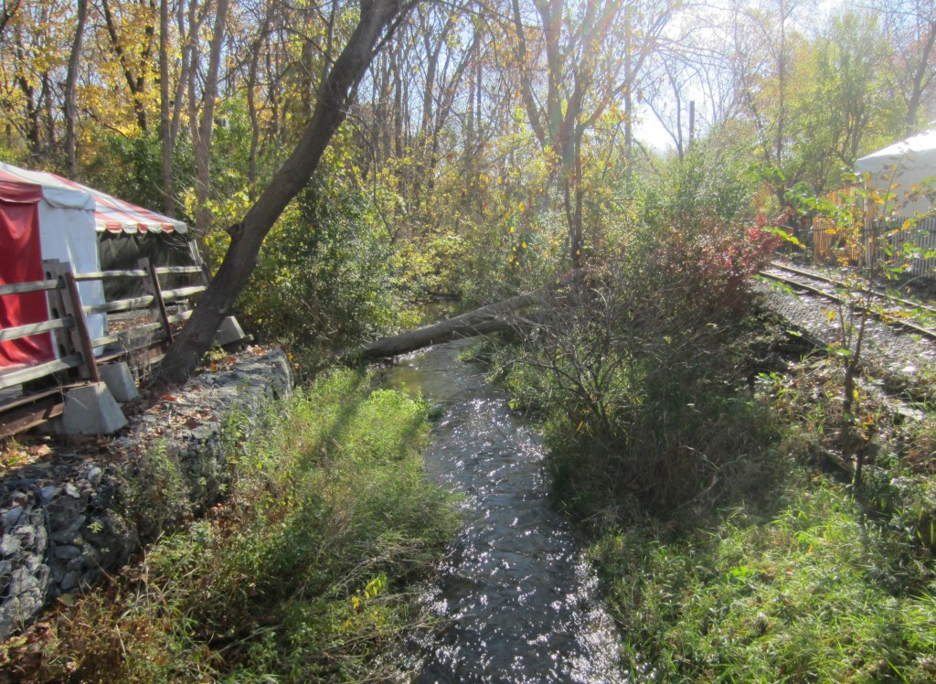Yates Cider Mill stream