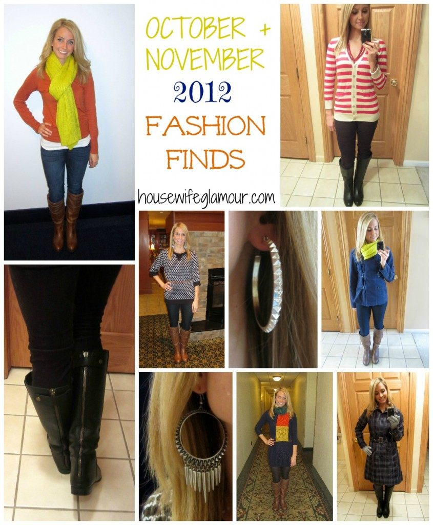 October November Fashion cover