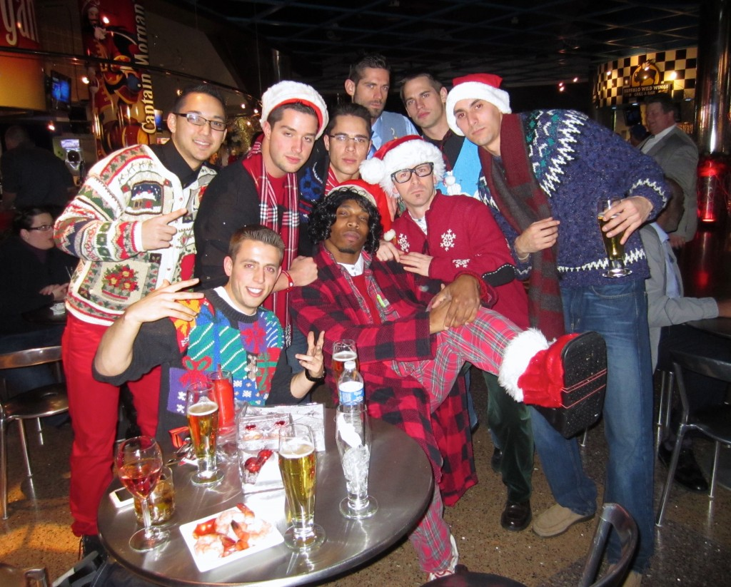 flight crew christmas 2012