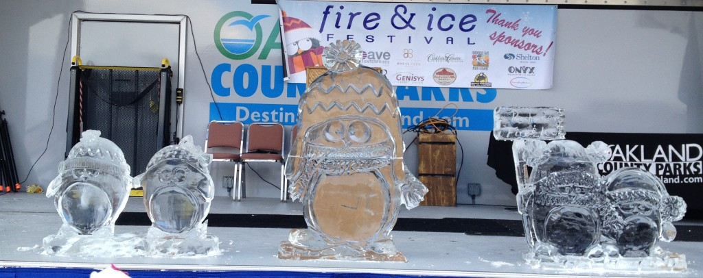 fire and ice festival rochester h