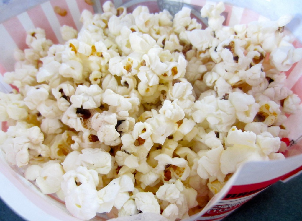 popcorn for trail mix