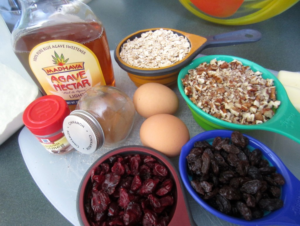 breakfast cookie ingredients