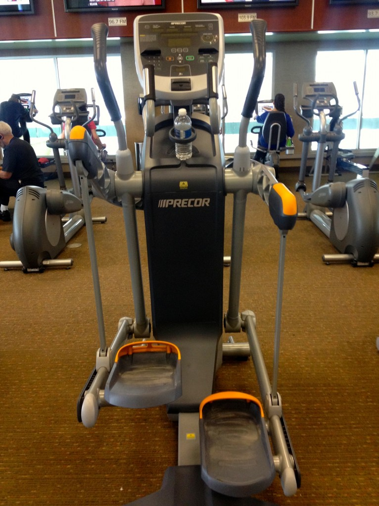 precor elliptical adaptor motion