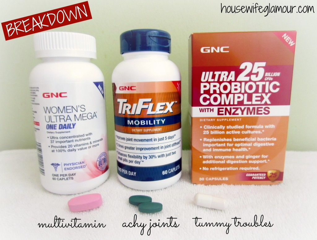 GNC Supplement Review Breakdown