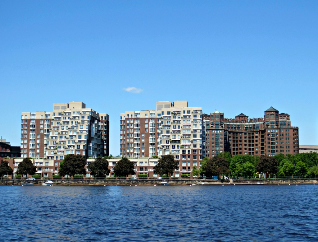 Boston Condos on Charles River