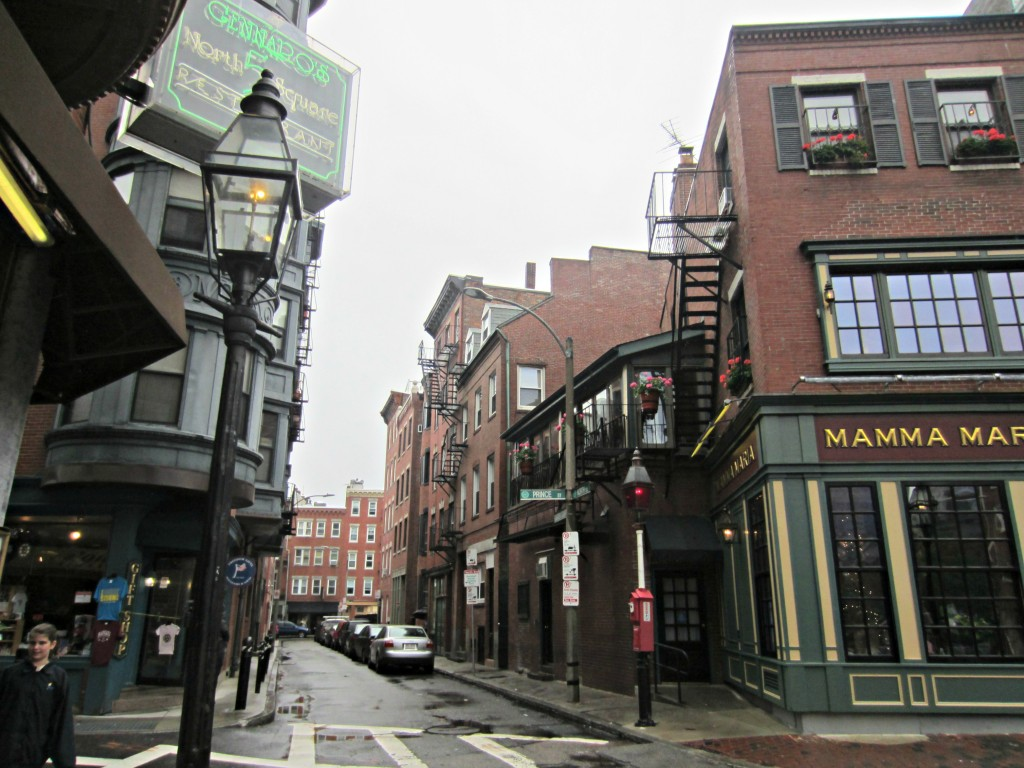 North End - Boston