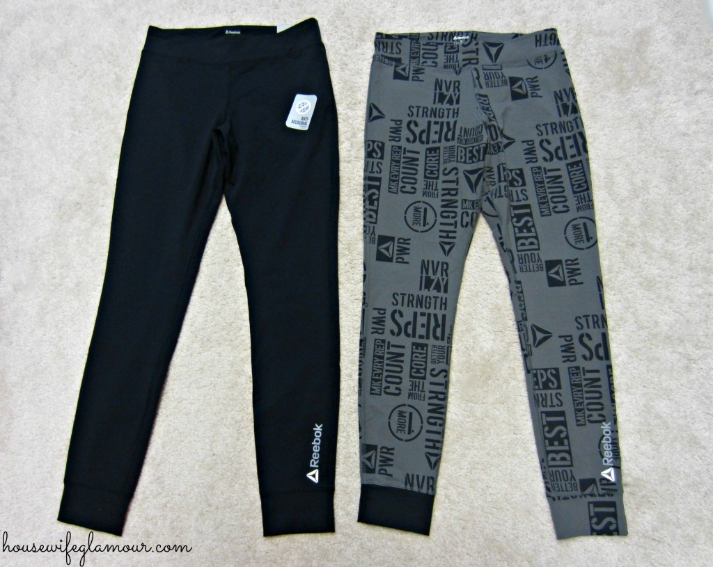 Reebok PWR Legging Review