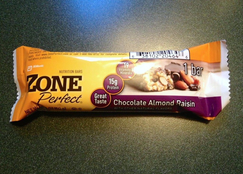 Zone Perfect protein bar