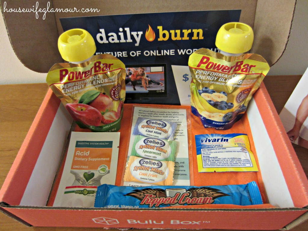Bulu Box July Product Revi