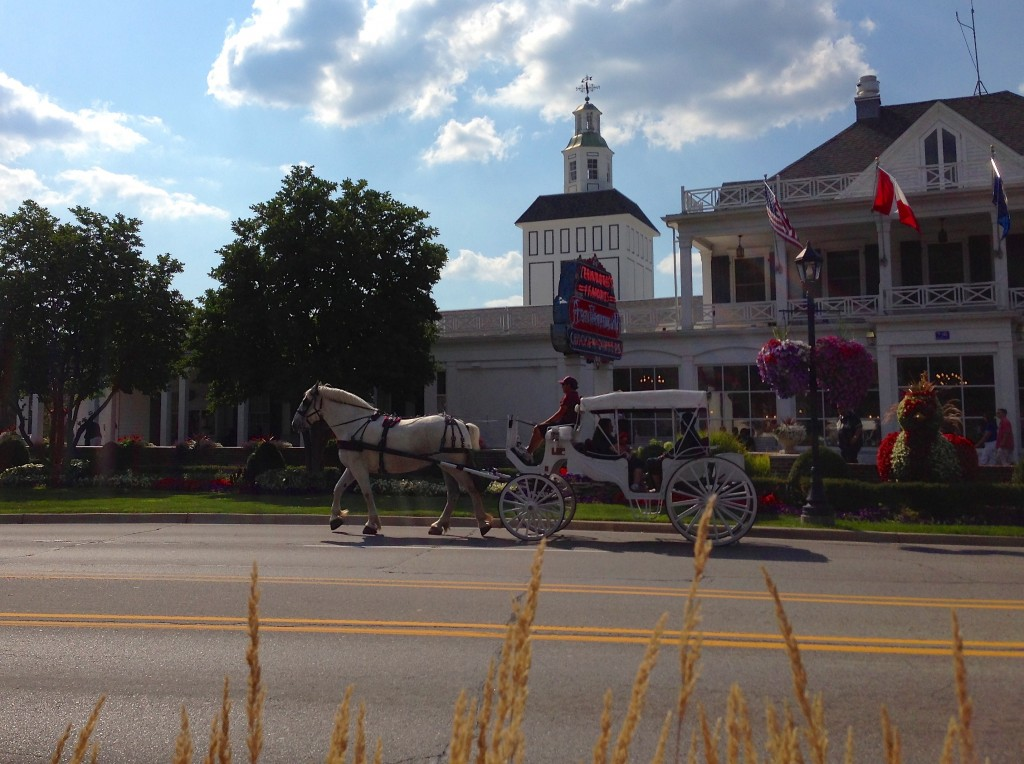 Frankenmuth carriage rides