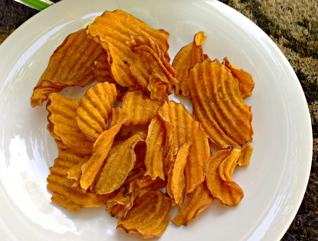 Natural Sweet Potato Chips Simple Truth