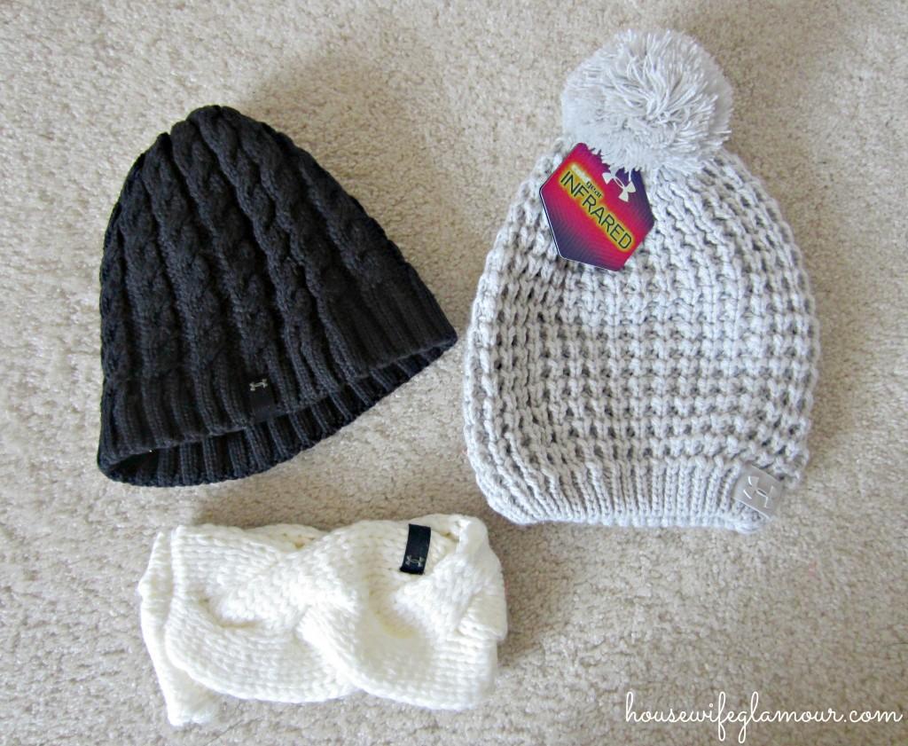 Women's UA Cold Gear hats