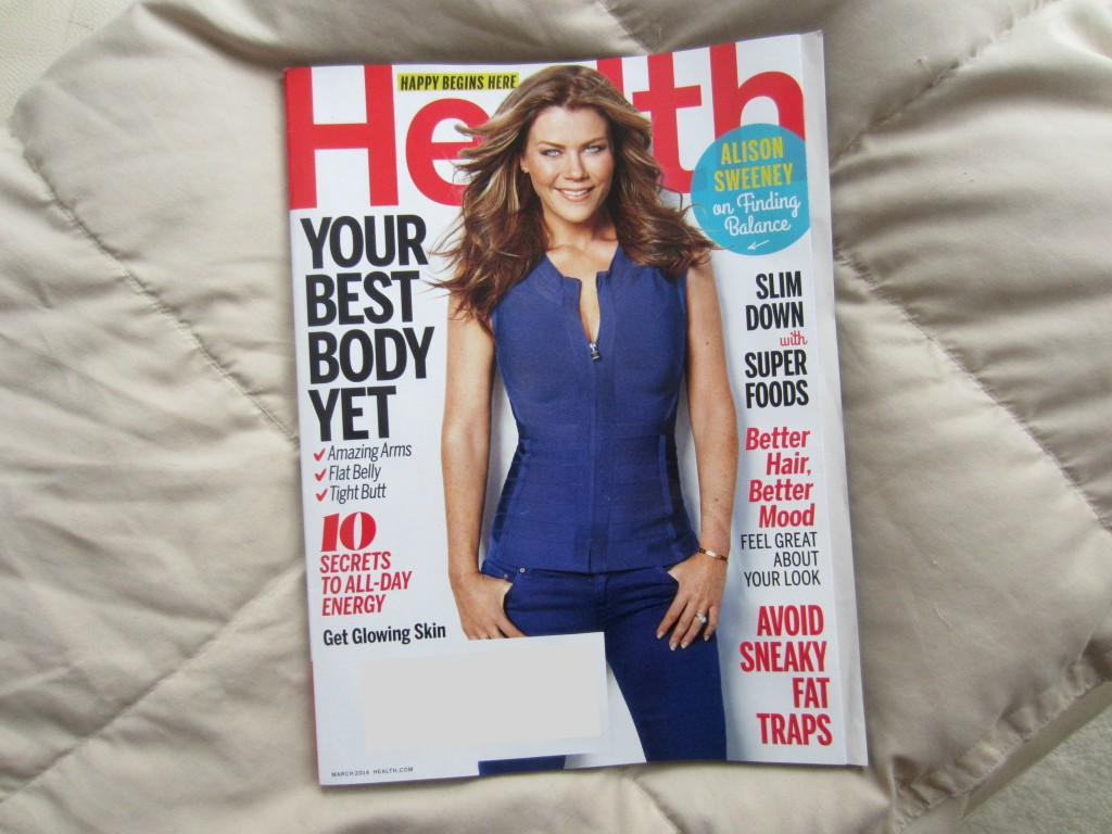 Health Magazine March 2014