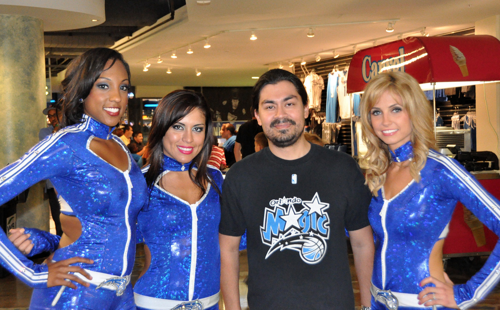 orlando magic photographer