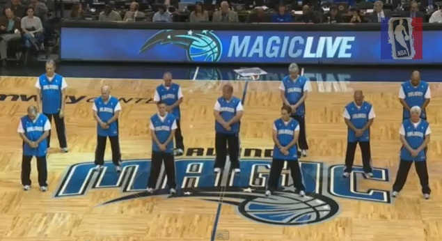 orlando magic dancing dads