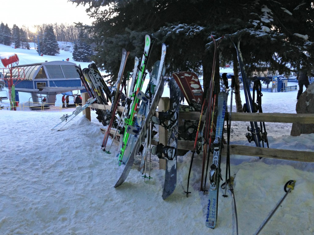 ski equipment mt holly