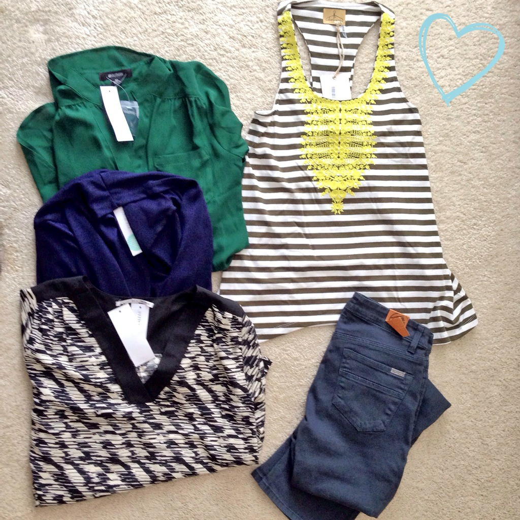 third stitchfix housewife glamour