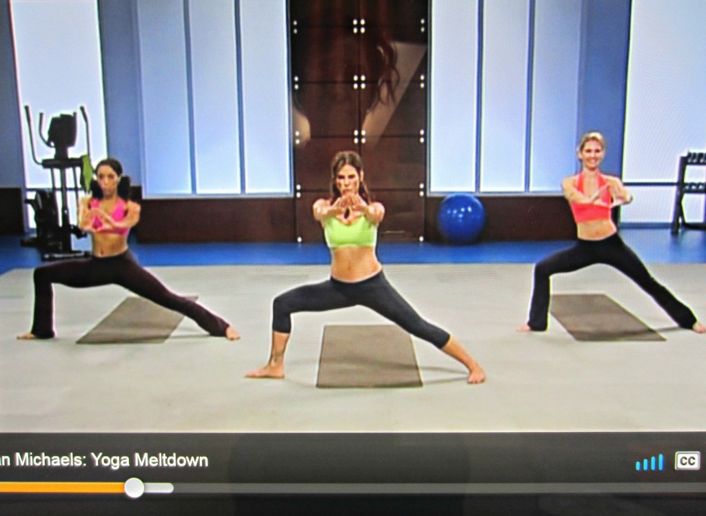 Jillian Michaels Yoga Meltdown Workout