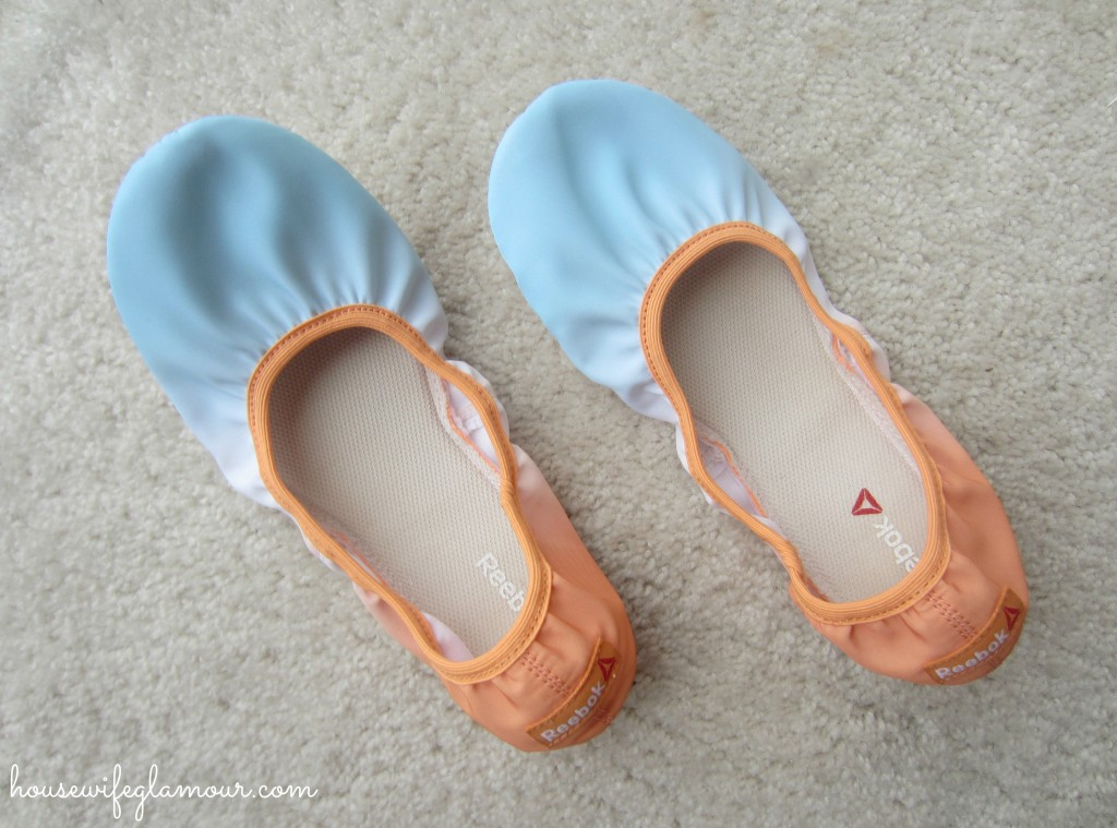 Reebok Studio Barre Slipper
