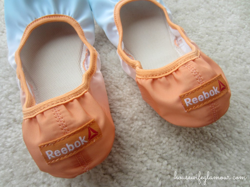 Reebok Studio Slippers review