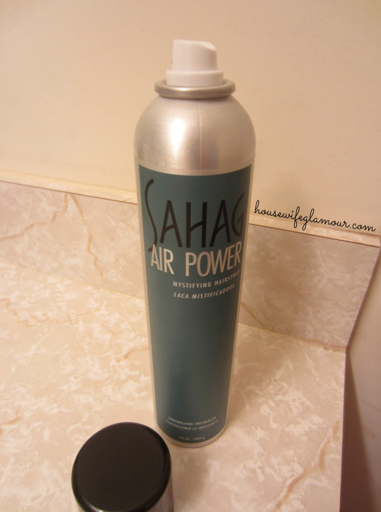 Sahag Air Power hairspray