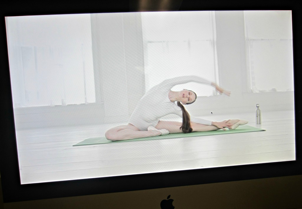 ballet beautiful dvd with mary helen bowers