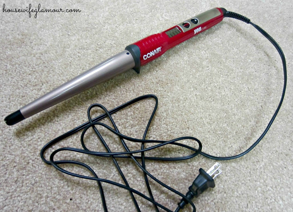 conair curling wand