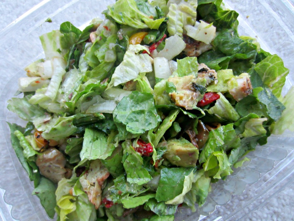 cpk vegetable salad
