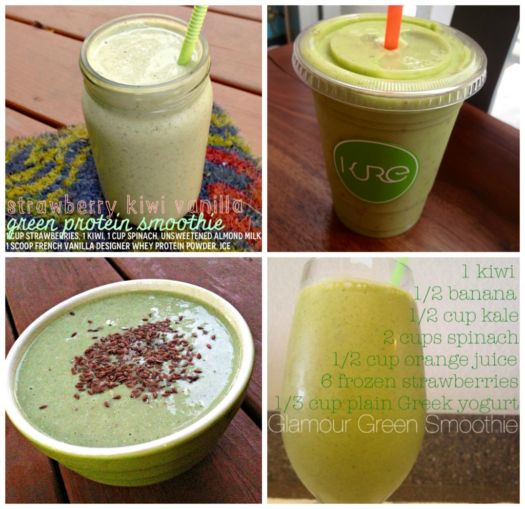 green smoothies housewife glamour