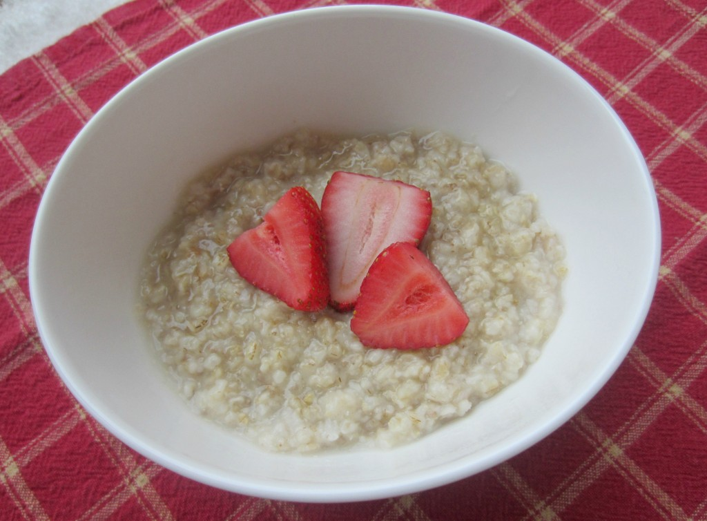 super oats chia breakfast