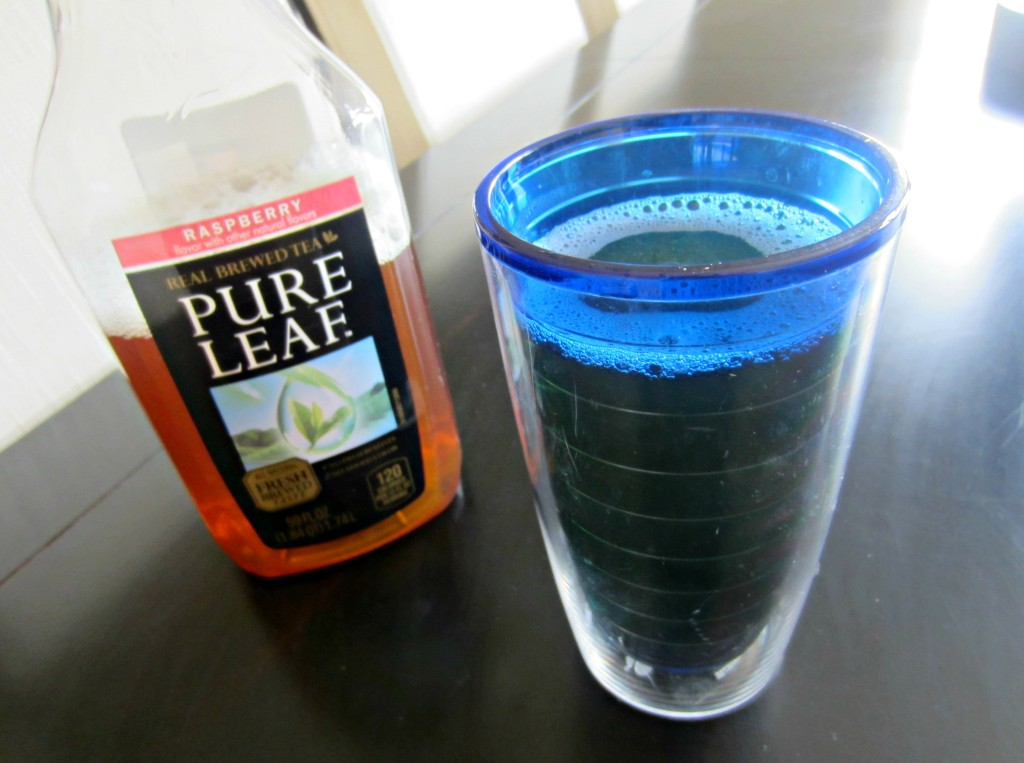 Pure Leaf Raspberry Tea
