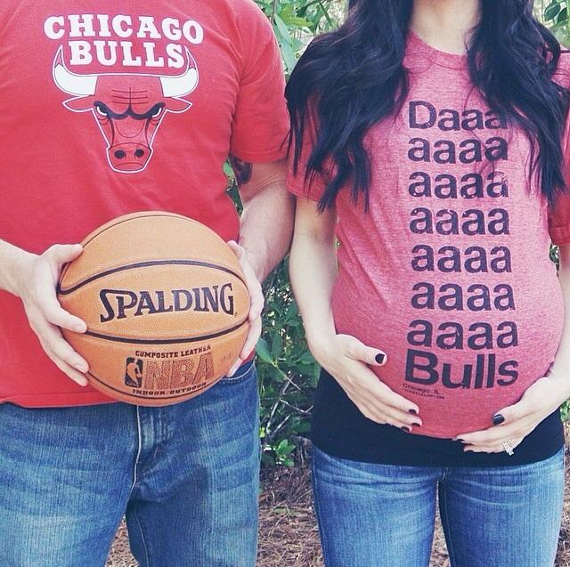 ljgarvin daaaaaaaaaaa bulls tee
